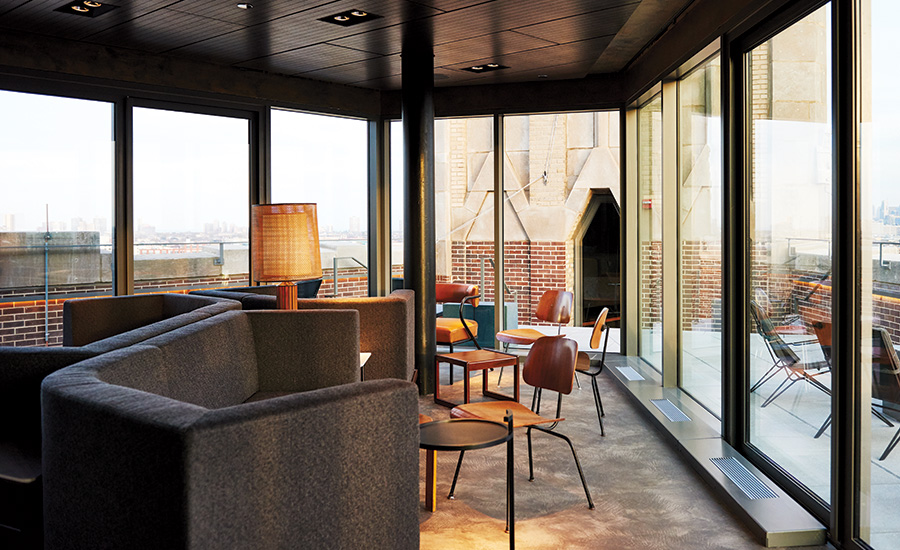 The robey hotel in chicago 2017 02 01 architectural record for Robey hotel chicago