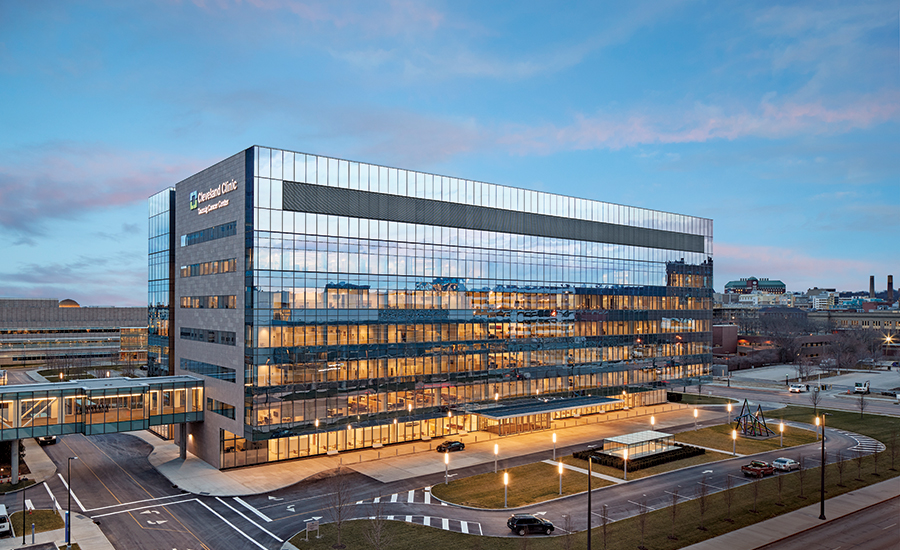 Taussig Cancer Center by William Rawn Associates and Stantec Architecture |  2017-07-03 | Architectural Record