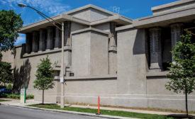 Restoration of Frank Lloyd Wright