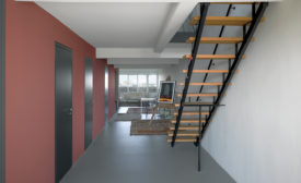 Corbusierhaus Duplex