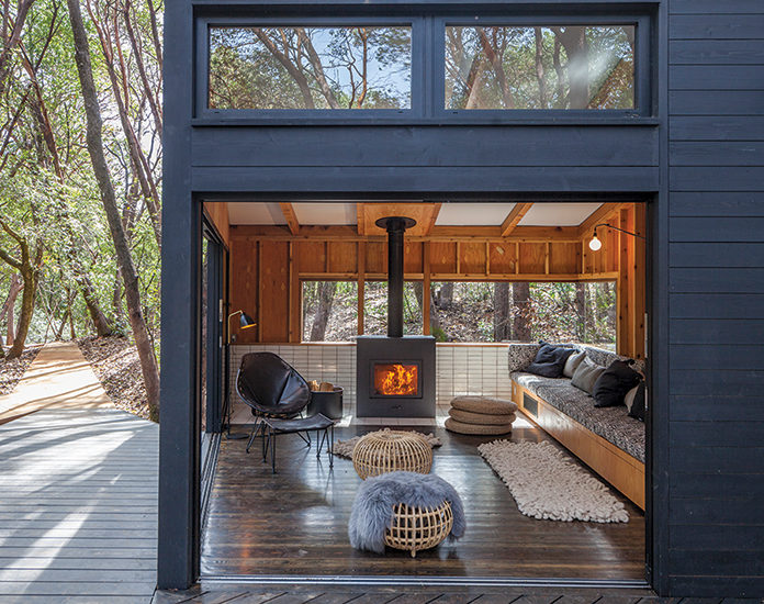 Forest house by envelope a d 2017 06 01 architectural for Forest house