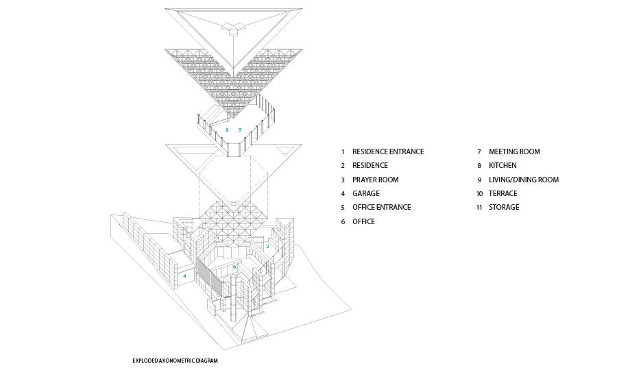 Triangle House By Shigeru Ban Architects 2017 06 01