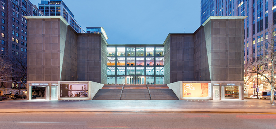 Chicago Museum of Contemporary Art Renovation