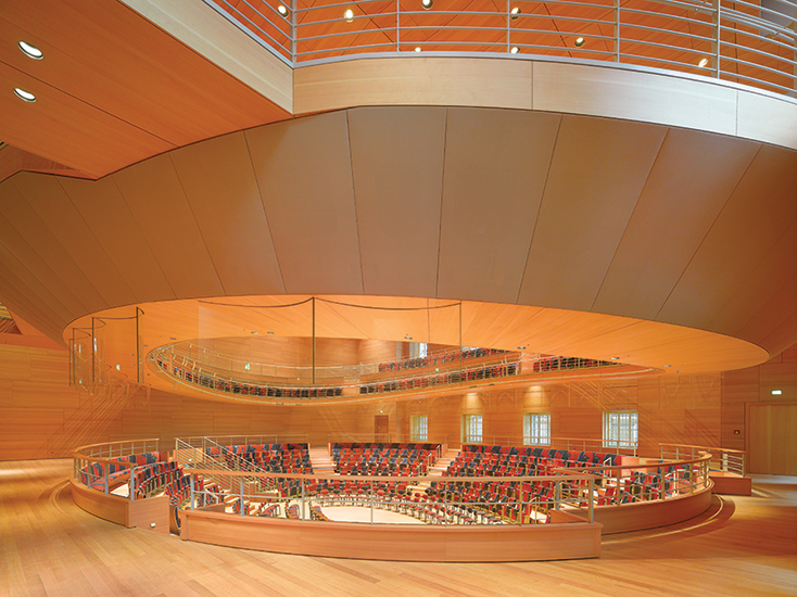 Pierre Boulez Hall By Gehry Partners 2017 03 01