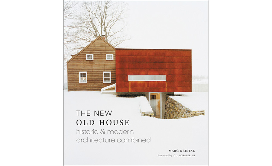 The new old house historic and modern architecture for Modern house design books