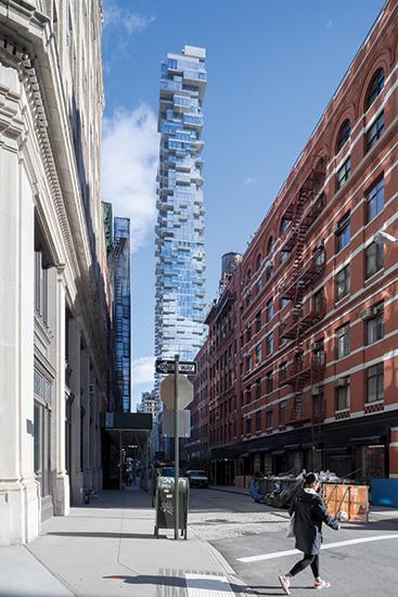 56 Leonard Street By Herzog Amp De Meuron 2017 05 01