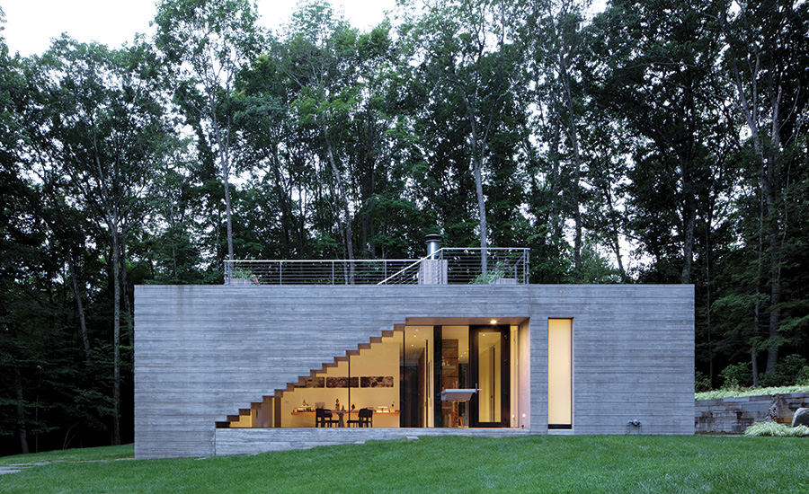 square house by levenbetts - House