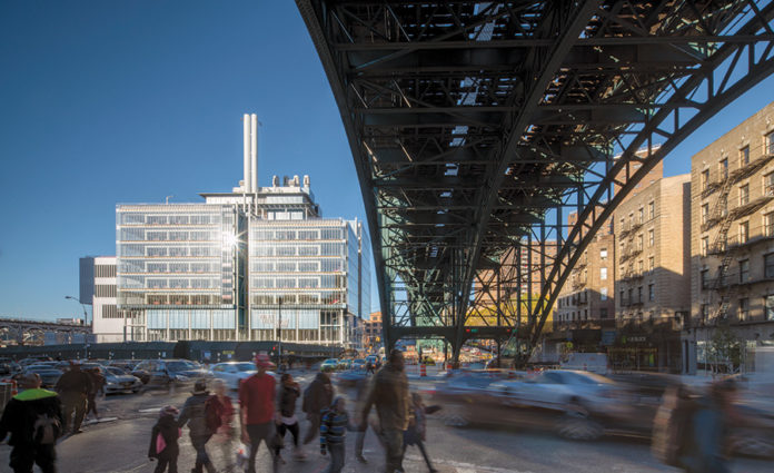 Columbia University's Arts and Science Centers by Renzo