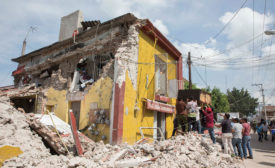 In Earthquake-Torn Mexico, Architects Look to Recovery