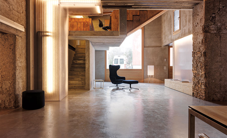 House Z22 By Gus Wstemann Architects Zurich