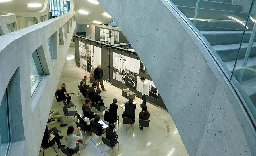 Top Architecture Schools Of Architectural Record - Schools architecture