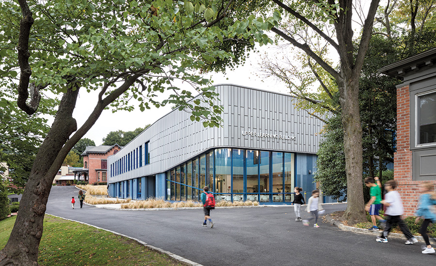 Riverdale Country School By Architecture Research Office. Bronx, New York
