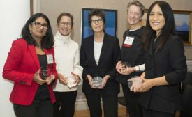 Fifth Annual Women in Architecture Awards