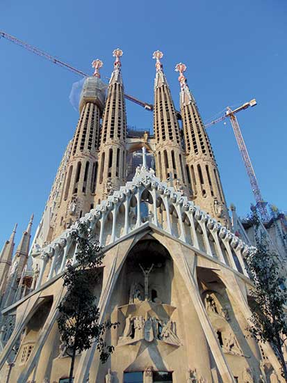 Sagrada Familia To Pay City Of Barcelona 41 Million 2018 11 27 Architectural Record