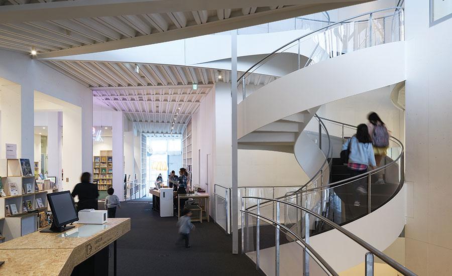 ota museum library by akihisa hirata architecture office 2018 02