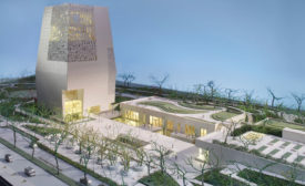 Obama Center Design Evolves