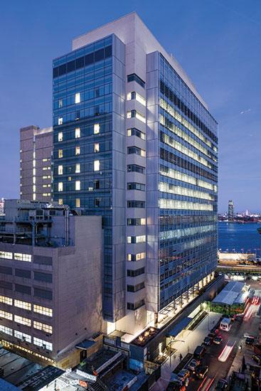 York University Langone Medical Center Building – Meta Morphoz