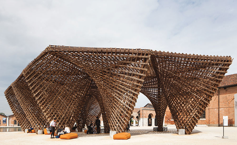 2018 Venice Architecture Biennale Highlights