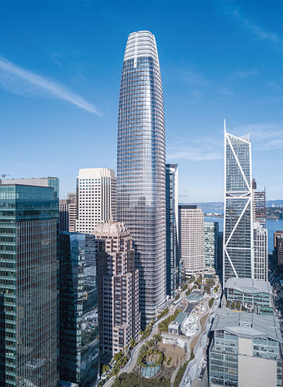 Salesforce Tower By Pelli Clarke Pelli 2018 07 01