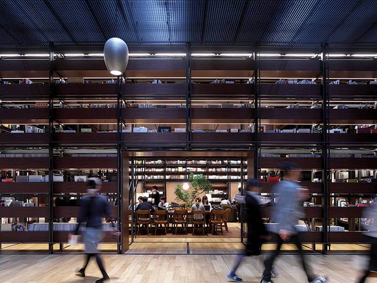 Fast Retailing Headquarters by Allied Works Architecture