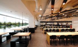 HSBC Canteen by Licht Kunst Licht