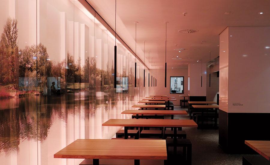 Licht Düsseldorf hsbc canteen by ttsp hwp seidel and licht kunst licht 2018 05 01