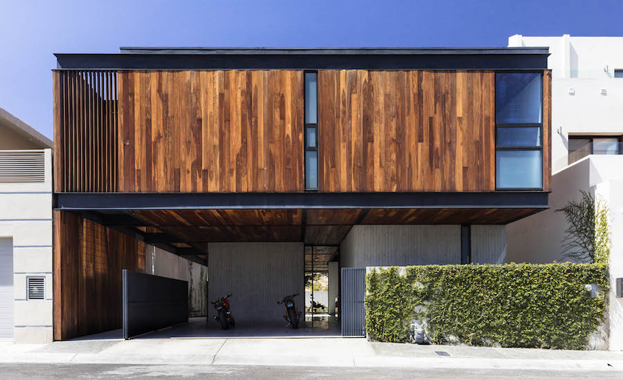 Tijuana House by Jose Garcia