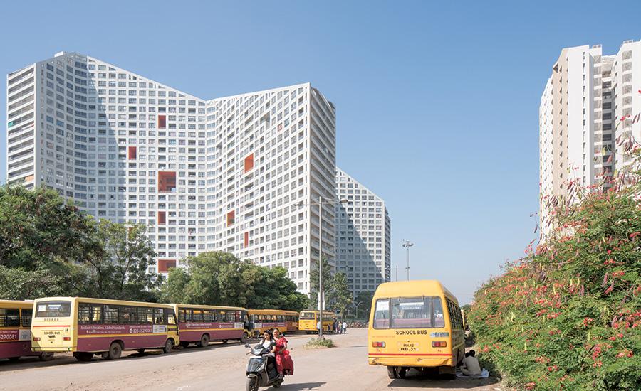 Future Towers by MVRDV