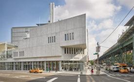 The Forum Opens at Columbia's Manhattanvile Campus