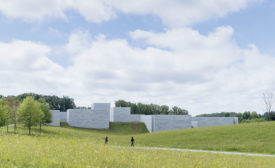Glenstone Museum by Thomas Phifer Partners