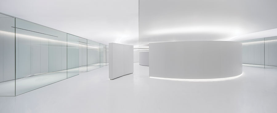 Petra, The Stone Atelier by Fran Silvestre Arquitectos