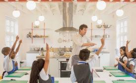 London Teaching Kitchen by Surman Weston