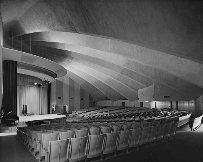 Robert Frost Auditorium
