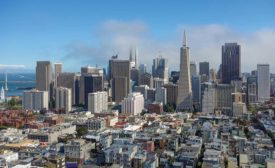 Study Outlines Quake Risk in San Francisco