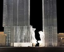 Gehry's Design for Toronto's New, Tallest Towers Moving Forward, Says Developer