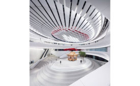 Xiqu Centre by Revery Architecture and Ronald Lu & Partners