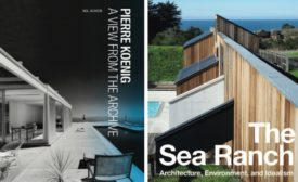 Two books on Californian homes
