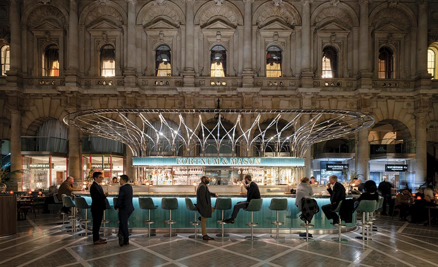 Fortnum & Mason by Universal Design Studio and Speirs + Major