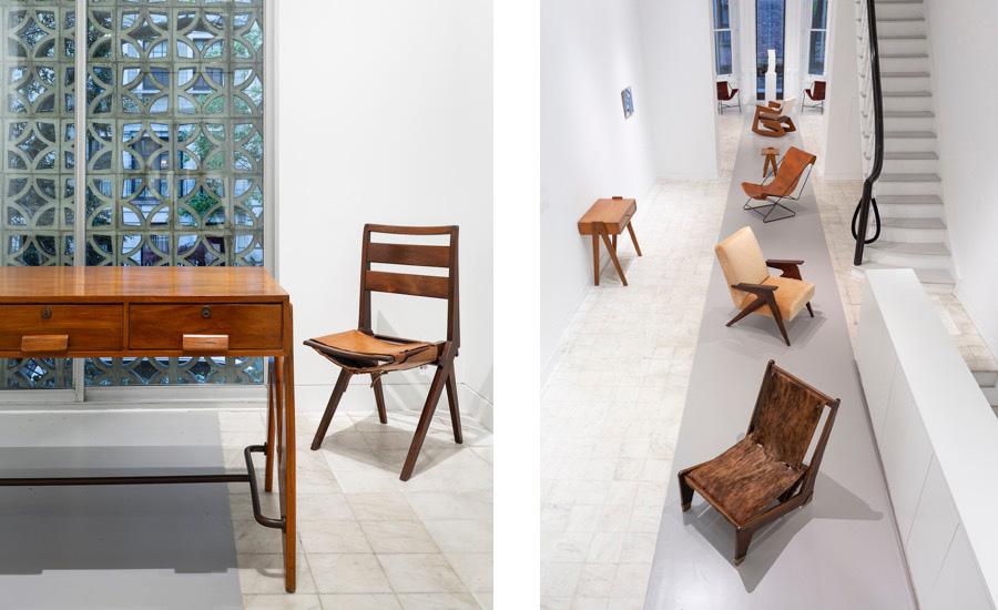 Furniture in Context: Lina Bo Bardi & Giancarlo Palanti at Gladstone