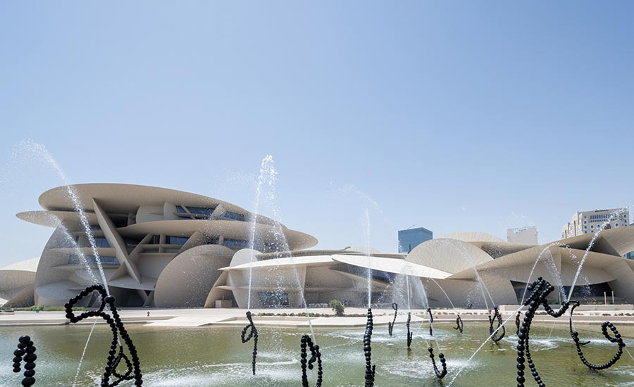 National Museum of Qatar by Ateliers Jean Nouvel | 2019-05-01
