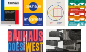 Six Bauhaus Books