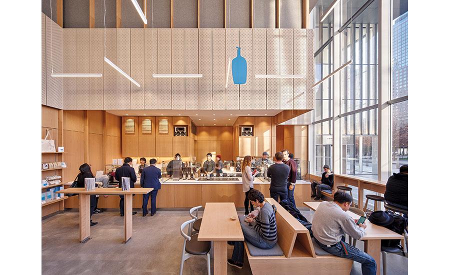 Blue Bottle Coffee By Bohlin Cywinski Jackson 2019 06 03 Architectural Record