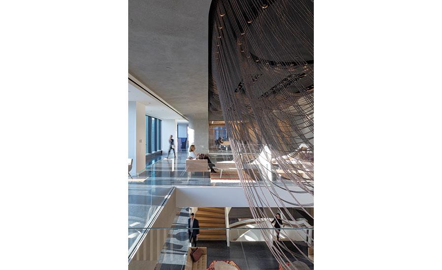 Boies Schiller Flexner at 55 Hudson Yards by Schiller