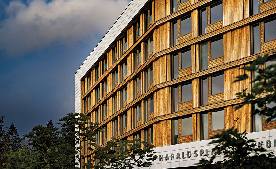 Haraldsplass Hospital