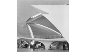 Looking Back at the TWA Flight Center