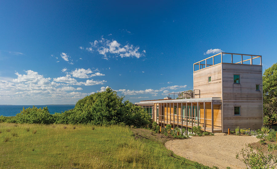 Berkowitz-Odgis House by Hutker Architects