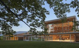Linde Center at Tanglewood