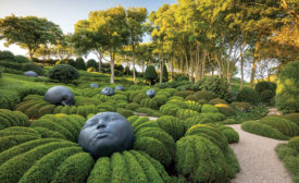 Les Jardins d'Étretat by Alexander Grivko