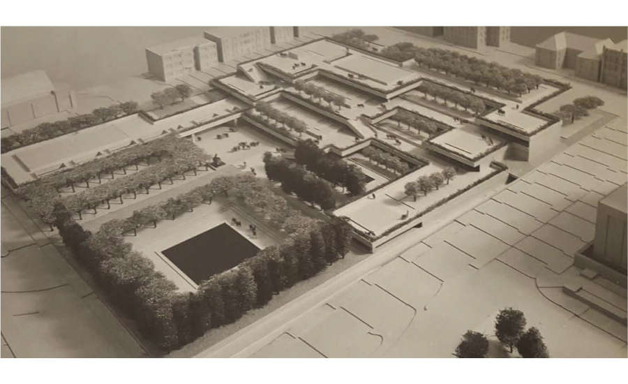 Photo of Oakland Museum 1960s Model