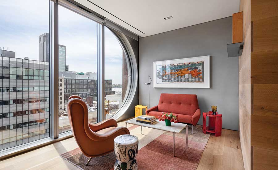 West Chelsea Residence by LUCE et Studio Architects | 2019